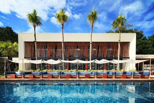 極上リゾートで贅沢なバータイム!行ってみたい世界のビーチバー7選   RETRIP