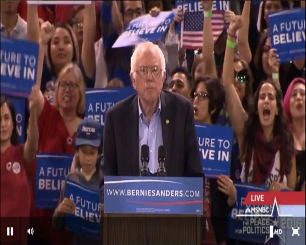 Bernie Sanders News: San Jose, Vallejo Supporter Rally Today - http://www.morningledger.com/bernie-sanders-news-san-jose-vallejo-supporter-rally-today/1373097/