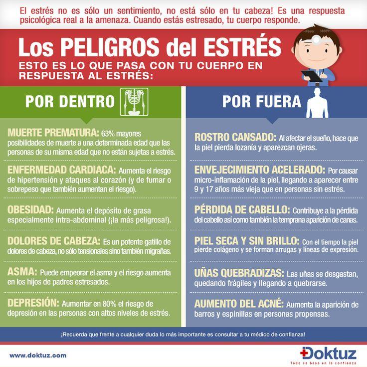 PSICOLOGOS PERU: 12 SEÑALES DE QUE TU CUERPO TIENE ESTRES  #Nutrición y #Salud YG > nutricionysaludyg.com