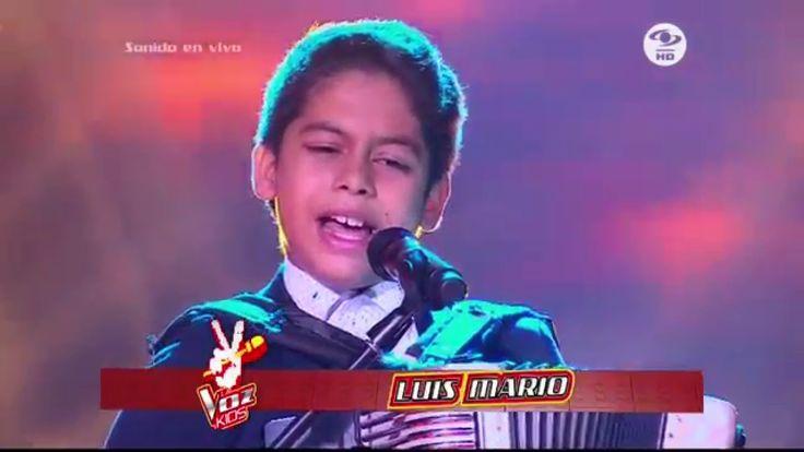 Luis Mario cantó Obsesión de Sergio Amarís – LVK Colombia – Final – Cap....