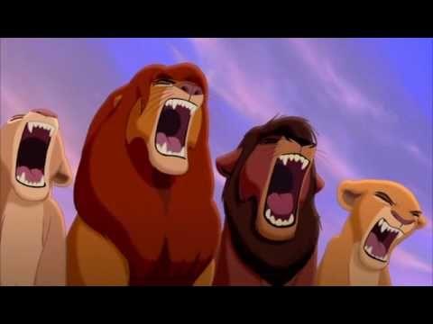 König der Löwen 2 - Kiaras Rettung - YouTube