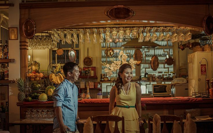 otto and ivy engagement | richard amora