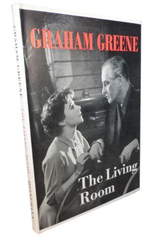 GREENE, Graham. THE LIVING ROOM