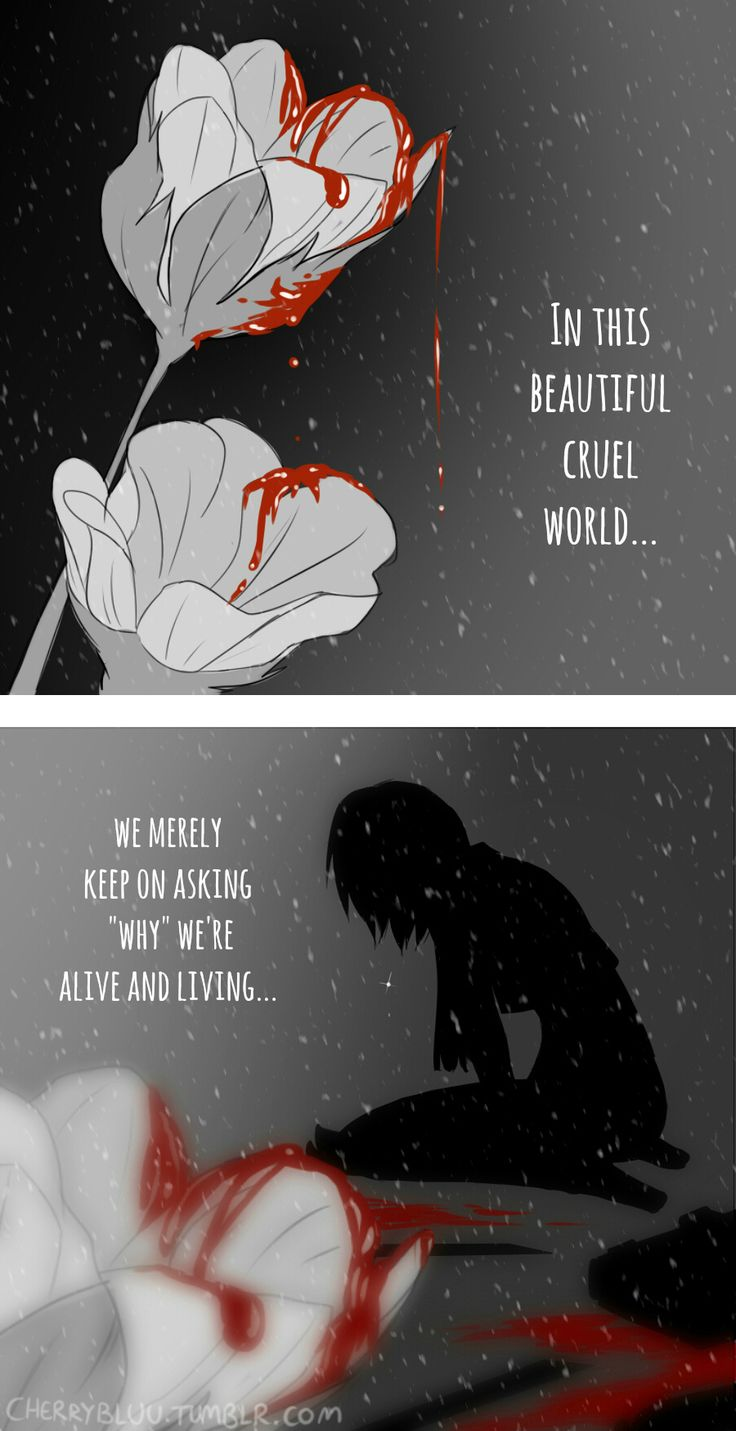 """Beautiful Cruel World"" Part 1"