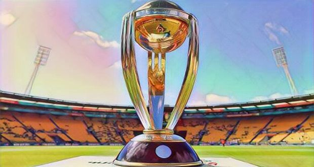 Cricket World Cup Trophy Tour To Begin From Dubai World Cup Trophy Cricket World Cup World Cup
