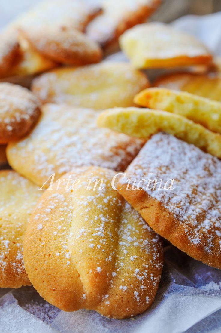 Frolla per spara biscotti ricetta facile perfetta vickyart arte in cucina