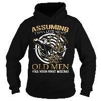 Old men Archery Tshirts - Hoodies
