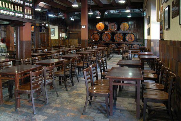 Casa Mingo-Vista nuestro restaurante en Madrid