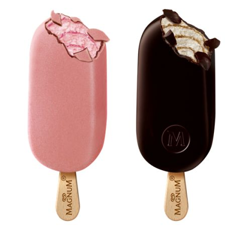 There are two new Magnum ice cream flavours and they sound delish