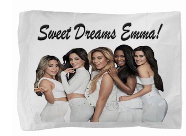 5th Fifth Element Personalized Pillowcase Pillow Case HOT Teen Girls Fan Gift  #DesignsByGigi