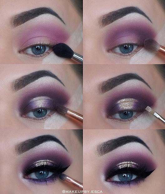 23 Beautiful Make-up Concepts for Fall and Winter