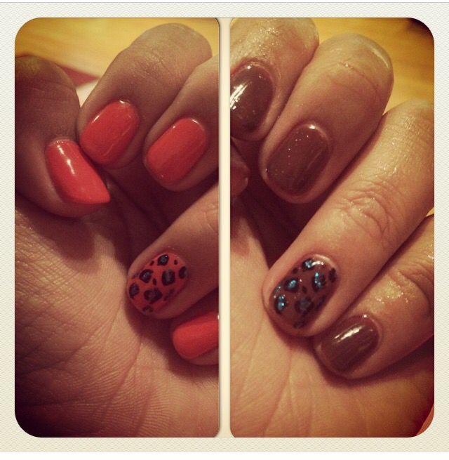 Mood nails
