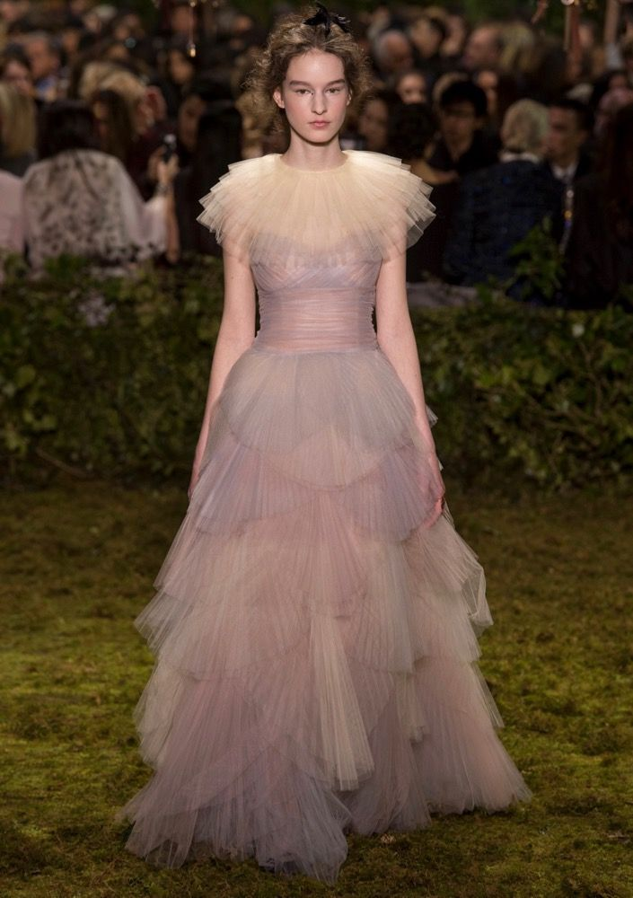 Christian Dior Spring 2017 Haute Couture - 58 Dream Wedding Dresses We Wish We Could Afford from the Haute Couture Spring 2017 Shows