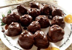 Fogyókúrás túrórudi bonbon