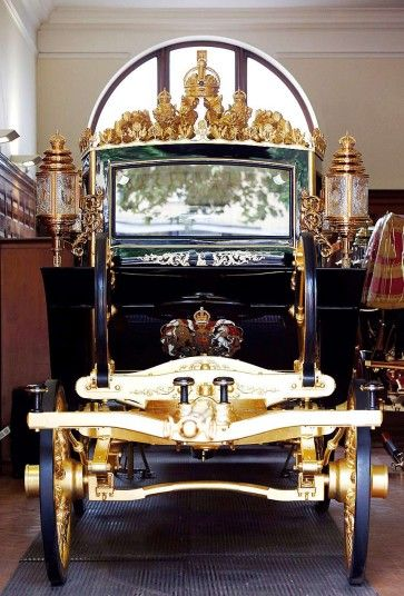 The new Diamond Jubilee state coach