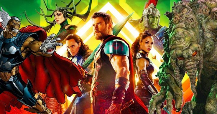 Beta Ray Bill & Man-Thing Easter Eggs Revealed in Thor: Ragnarok -- Kevin Feige confirms the presence of some fan-favorite Marvel characters in the next Phase 3 sequel Thor: Ragnarok. -- http://movieweb.com/thor-ragnarok-easter-eggs-beta-ray-bill-man-thing/