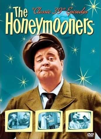"The Honeymooners TV Show (1955-1956) - ClassicThough it only ran for 39 episodes, this American sitcom is now considered one of the most influential TV shows of all time. The Honeymooners focuses on the Kramdens and the Nortons, two married couples living in a New York apartment building. Ralph Kramden (Jackie Gleason) is a loud, short-tempered lug with delusions of grandeur, who verbally abuses his patient wife Alice (Audrey Meadows) with empty threats like ""One of these days… Pow! Right…"