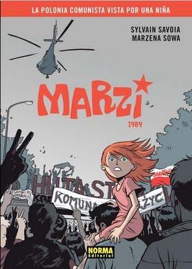 Manhattan Comics - MARZI Vol. 2 1989 (de 2)