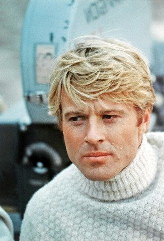 """The way we were"" - Robert Redford--Never looked better than in ""Out of Africa""--except maybe in ""The Way We Were."""