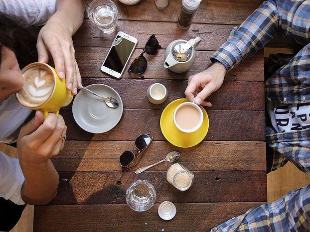 Australian Cafe Culture with West End Tea Co.   westendteaco.com.au