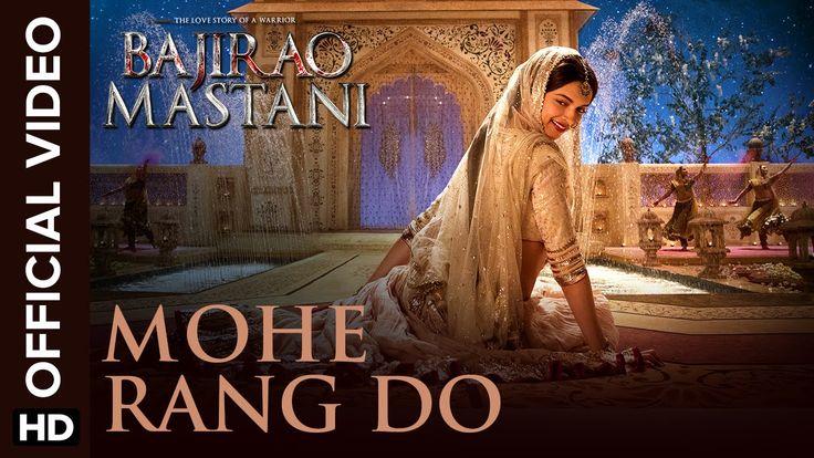 Mohe Rang Do Laal (Official Video Song) | Bajirao Mastani | Ranveer Sing...