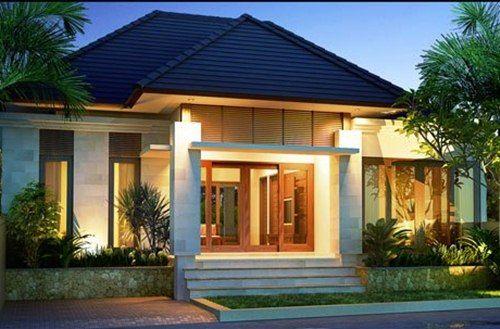 Model Rumah Mewah 1 Lantai 6