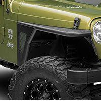 Jeep TJ Fender Flares (1997-2006 Wrangler)