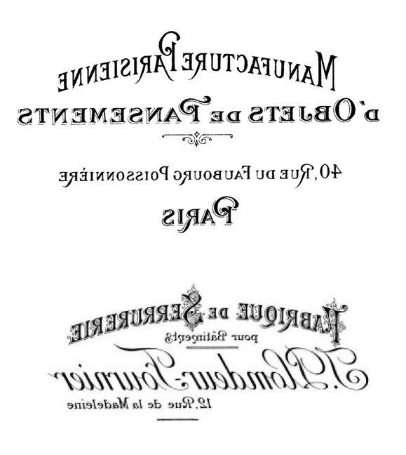 postal blanco transfer doble fabrique de serrurerie y manufacture