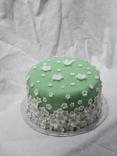 Best 25 Mint green cakes ideas on Pinterest Baby shower