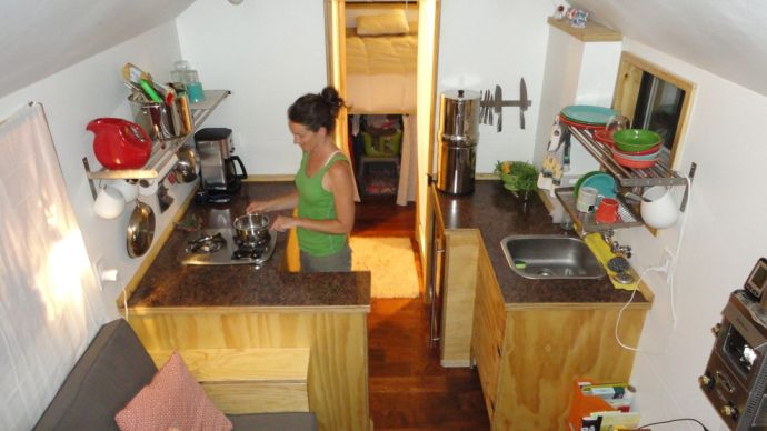 172 best Tiny House Kitchen Ideas images by Victoria on Pinterest ...