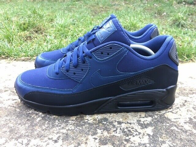 1e3946c9ce58 Nike Air Max 90 Essential Size 11 UK EU 46 Mens Trainers AJ1285-007 NEW  BOXED  Nike  RunningShoes