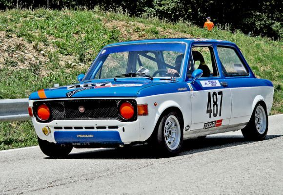 Fiat 128 | All Racing Cars