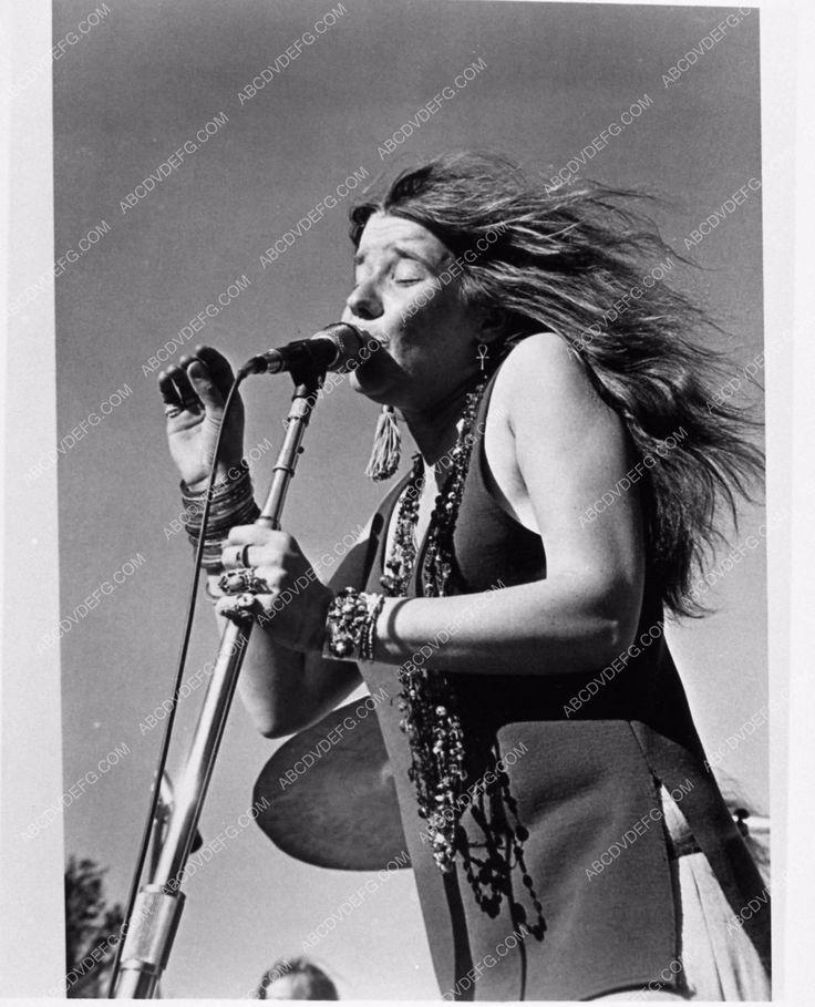 photo rock n roll icon Janis Joplin 3180-16