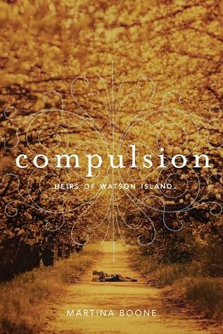 16.)     Compulsion by Martina Boone |  • On sale October 28th from Simon Pulse | The 20 Most Anticipated YA Novels Publishing In October 2014 | Blog | Epic Reads