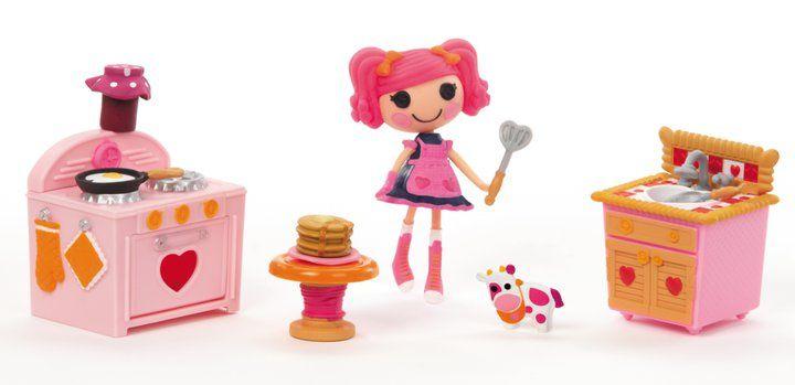 mini lalaloopsy playset berry s kitchen dolls my