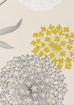 €39,90 Prezzo per rotolo (per m2 €7,49), Carta da parati fiori, Tessuto base: Carta da parati su fondo di carta, Superficie: Liscio, Effetto: Opaco, Design: Fiori , Colore di base: Avorio chiaro, Colore del disegno: Verde giallastro, Grigio, Turchese, Bianco, Caratteristiche: Resistente alla luce, Da rimuovere con acqua, Stendere colla sulla carta da parati, Spugnabile