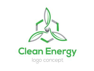 Clean Energy - wind turbine by Parvulescu Alexandru