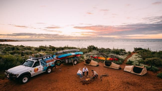 Winter Escapes: The magic of camping   PerthNow