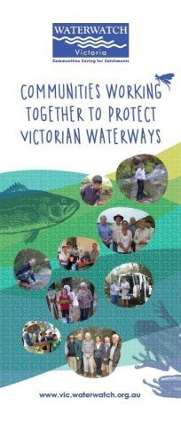 Victoria - Waterwatch Waterwatch Victoria is a successful community engagement program connecting local communities with river health and sustainable water issues and management.