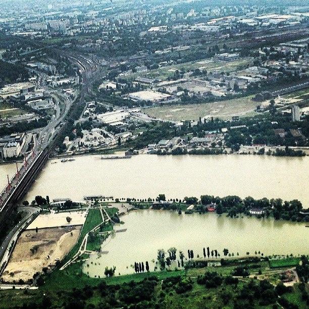 #flood 2013 #kopaszi gát