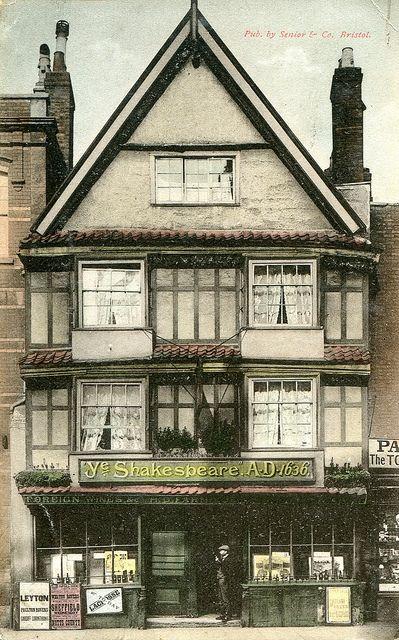 The Skakespeare, Victoria Street, Bristol