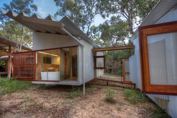 Drew House // Simon Laws + Anthill Constructions