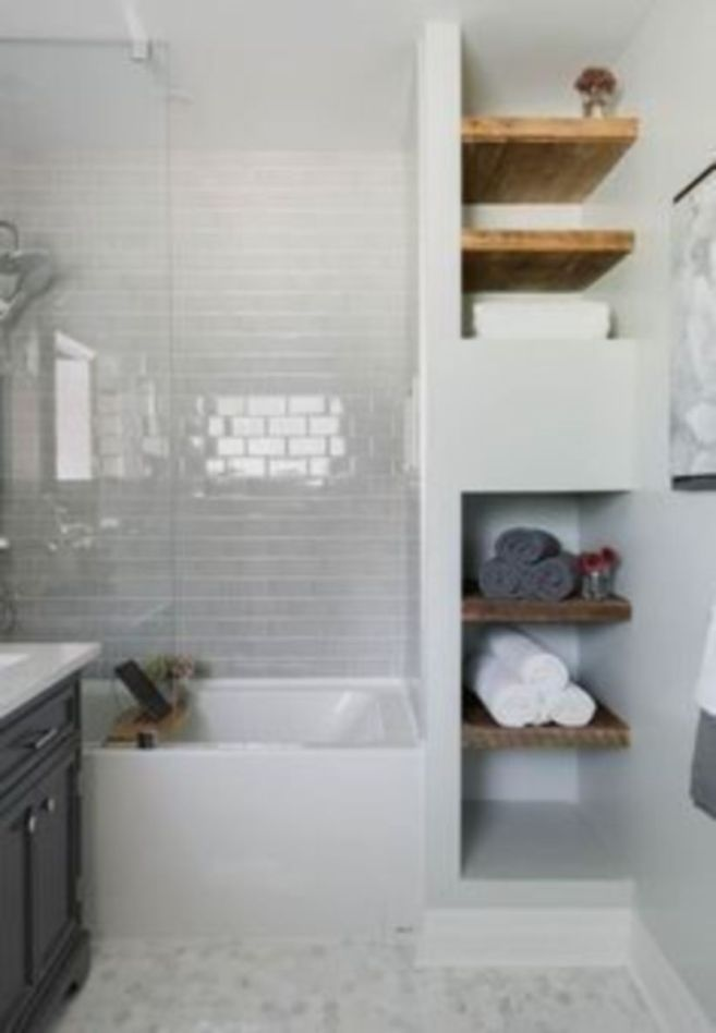 Spa Like Bathroom Design Ideas To Inspire You 27 Bathroom Remodel Images Small Bathroom Small Bathroom With Tub