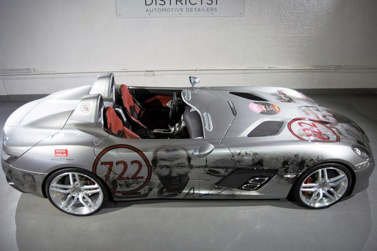 2009 Mercedes-Benz SLR McLaren - 722 Sterling Moss