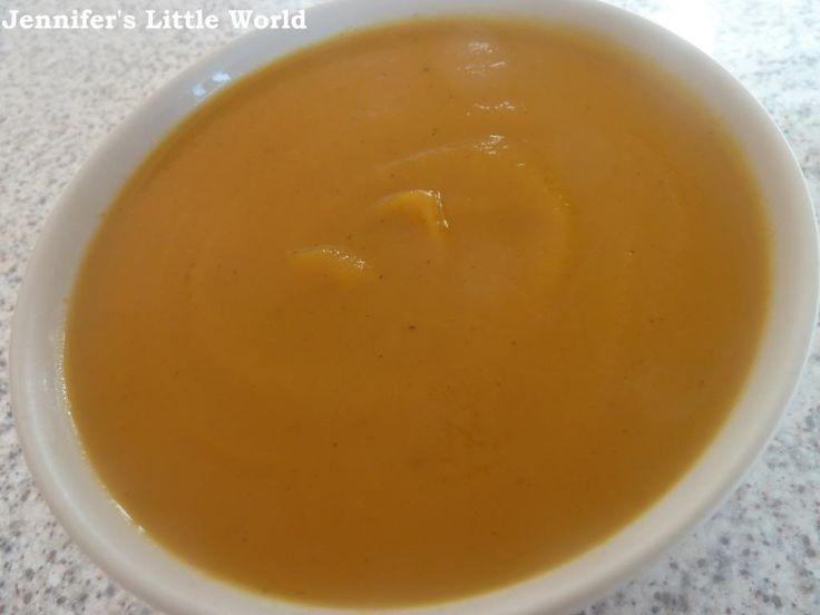 simple vegetarian soup maker recipes