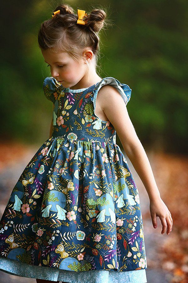 Pearl Dress & Pinafore