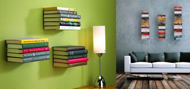 1000 ideen zu unsichtbares b cherregal auf pinterest schwimmende b cher schwimmende. Black Bedroom Furniture Sets. Home Design Ideas