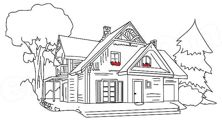 Drewniany dom energooszczędny - przeczytaj o nim w naszym artykule.