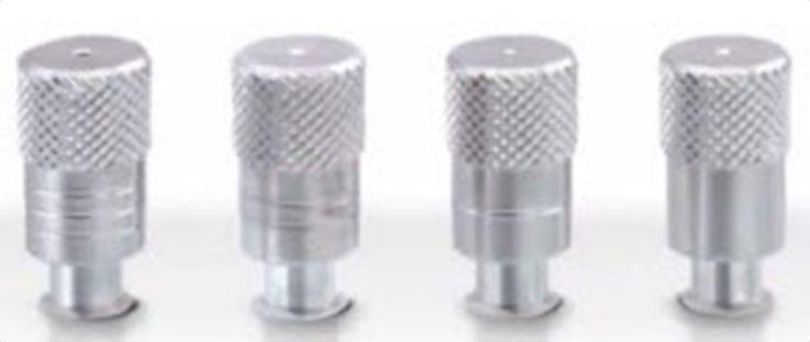 Wallach Liquid Nitrogen Apertures / Tips (Different Sizes)