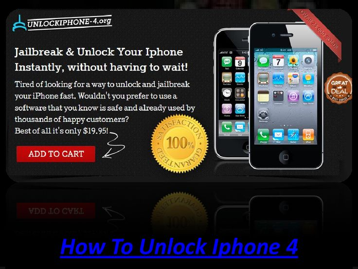 how to unlock a iphone 4 how to unlock iphone 4 edocr how to unlock iphone 4 19195